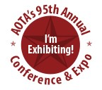 Visit Us at Booth #12 - AOTA's 95th Annual Conference & Expo